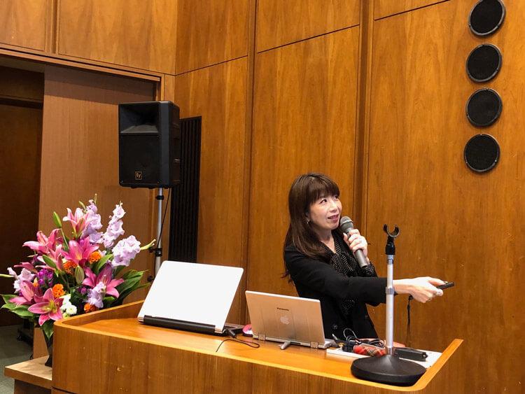 関西大学 社会学部教授の池内裕美先生