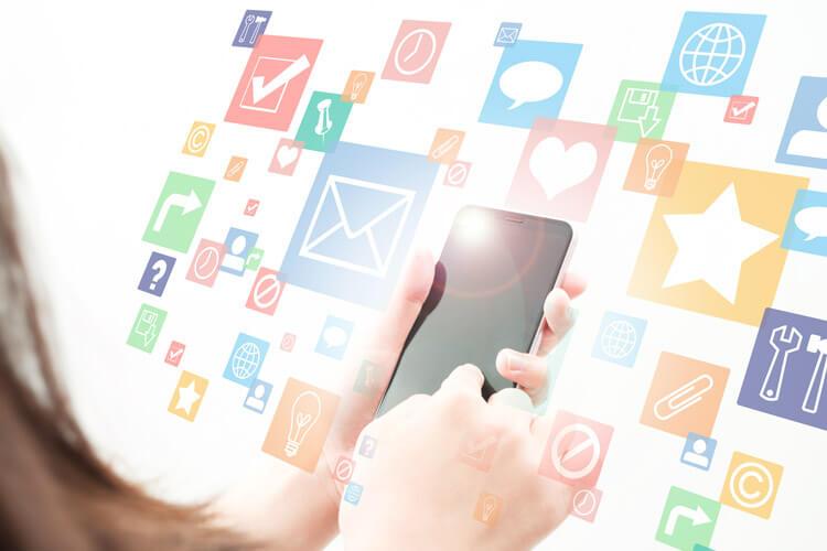 ソーシャルネットワーク イメージ